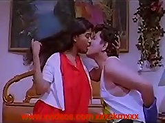 Indian hot mallu actor devika  big boobs and romance video 2
