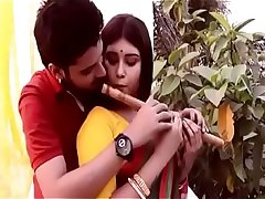 bengali Beauty wife romance with young Lebar Boy