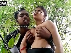 Desi horny couple fucked badly in jungles //Watch Full 27 min Video At http://filf.pw/desigf